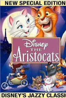 The Aristocats is a great Disney film for the family to enjoy with a great soundtrack! Childhood Movies, Pixar Movies, Kid Movies, Family Movies, Great Movies, Movie Tv, Walt Disney, Disney Love, Film Music Books