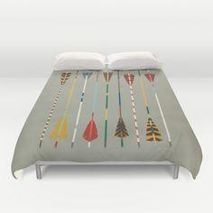 arrow bed spread