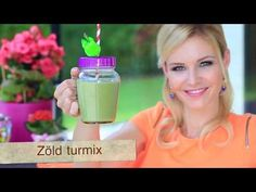 Make Life Delicious- Zöld turmix - YouTube
