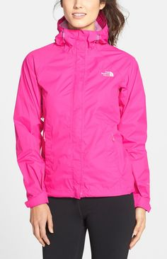 A pop of luminous pink for those rainy days | The North Face