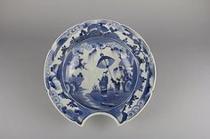 Barber's bowl Design by Cornelis Pronk Period: Edo period (1615–1868) Date: 18th century Culture: Japan