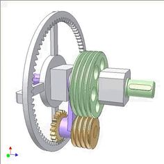 These Simple Animations Teach You How All Kinds of Gears and Clutches Work  - PopularMechanics.com