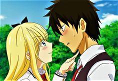 Manga Boy, Anime Manga, Romeo And Juliet Anime, Date A Life, Metal Bat, Handsome Anime, Anime Ships, Yandere, Shoujo