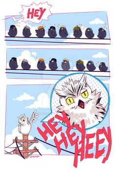 Haikyuu - For the Birds by SorceressDream