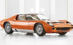 Lamborghini Miura chassis Recently identified Polo Storico as the car which features in the 1969 movie The Italian Job. Two orange Miuras were used in the making of the film, one was. Lamborghini Miura, Bugatti, Mercedes 230, Ferrari 328, Jaguar, Fiat 600, Fiat Abarth, Trans Am, Auto Motor Sport