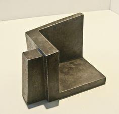 ARQUITECTURA I  Diseñado y fundido en aluminio en BRONZO, Tenerife