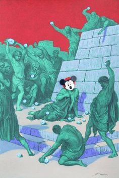 Martyrdom of Micky.