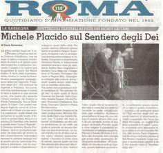 Rassegna stampa, Roma: Michele Placido al Festival, 2012
