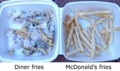 12 Year-old McDonald's Burger Shows No Sign of Decay // You have to read this if you're still eating McD's. Seriously. How is that nutritious?