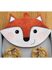 Foxy! Hot Pad Sewing Pattern