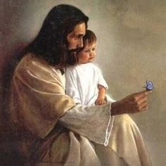 Jesus by Greg Olsen