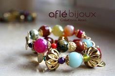 Special Offer for Aflé Bijoux Facebook Fans, Get €15 off on your bracelet!