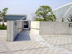 Historical Museum Sayamaike. 2001, Osaka, Japón, Tadao Ando.