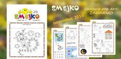 Časopis SMEJKO – novembrové číslo je už na svete :)