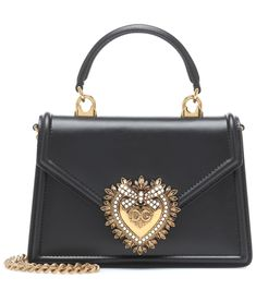 be540f0bbdc3 Devotion Small leather shoulder bag