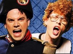 Napoleon vs Napoleon.  Epic Rap Battles of History #9. Haha this is super old, but I still laugh every time I watch it.