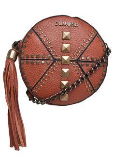 bolsa redonda de couro com franjas - Pesquisa Google