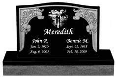 We have created many designs which included both laser etching and sandblasting. Description from sartinmemorialsblog.com. I searched for this on bing.com/images