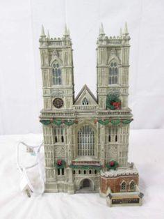 shopgoodwill.com: Dept 56 Lighted Westminster Abbey