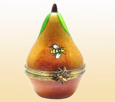 Pear Limoges Box