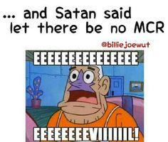 EEEEVVVVIIIILLLL I found this so funny but for real not even Satans that evil!