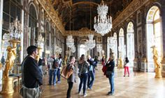 VIP Palace of Versailles with Private Apartments & Gardens Tour. My Parisian Tour