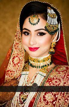 Pakistani bride..!