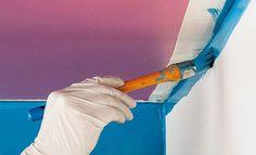 Peinture : les techniques de base Basic Painting, Painting Tips, Painting Techniques, Tips & Tricks, Woodworking Plans, Diy Projects, Outdoor Decor, Home Decor, Construction