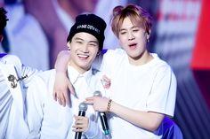 JB and Yugyeom - Got7