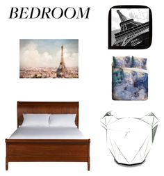 """""""Paris Theme Bedroom"""" by jumanah-jojo ❤ liked on Polyvore featuring interior, interiors, interior design, home, home decor, interior decorating, Universal Lighting and Decor, Ethan Allen and bedroom"""