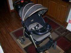 Evenflo Stroller & Car Seat Combo - $40 (Murray, KY)