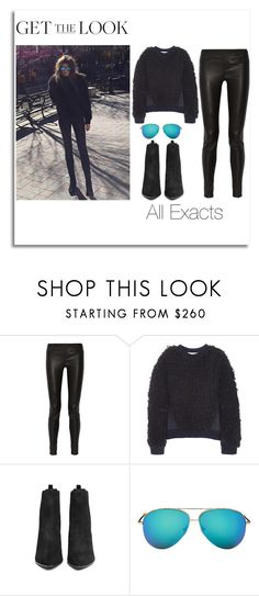 """""""Eleanor Calder on IG 13\2\2016"""" by lifeisworthlivingagain ❤ liked on Polyvore featuring Helmut Lang, STELLA McCARTNEY, Ash and Victoria Beckham"""