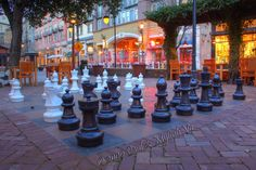 Santana Row in San Jose, CA -- Fantastic food, drinks, shopping, and people watching.  #MyHometownPins