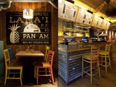 Kua 'Aina Burger and Sandwich Grill by designLSM, London   UK restaurant