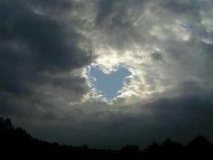 Wolken hart