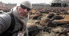 Couto at the Gadhimai Festival in Nepal, where animals are slaughtered for rituals.