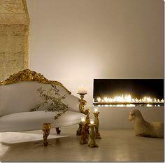 L'Hotel Particulier via Cote de Texas fireplace Villiers Le Mahieu, Home Goods Decor, Home Decor, South Shore Decorating, Interior Decorating, Interior Design, Decorating Ideas, Decor Ideas, Home And Deco