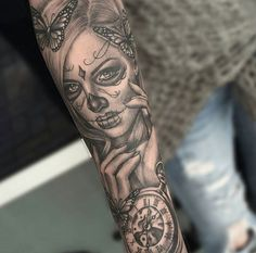 #tattoo #sleeve #idea