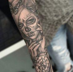 #tattoo #sleeve #idea