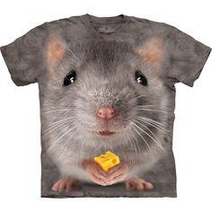 Tričko Myší obličej