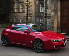 Alfa Brera, Alfa Romeo Brera, Alfa Alfa, Car In The World, Vintage Cars, Classic Cars, Bella, Broccoli, Vehicles