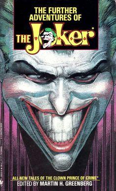 1989-1990:The Further Adventures of the Joker - Kyle Baker