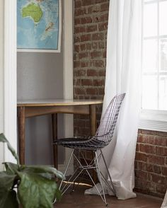Delightful Via One Fine Stay | Case Study Wire Chair | Https://modernica .net/shop/seating/wire Chairs/case Study Wire Chair Eiffel | Case Study® Wire  Chairs ...