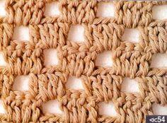 Patrón #1752: Punto Calado a Crochet #crochet  http://blgs.co/K45sRd