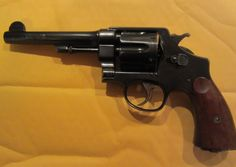 Model 1917 DA 45 - Smith and Wesson