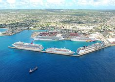We took a NCL Southern Caribbean Cruise and one of the Ports of call was Barbados: Bridgetown