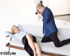 Actress Diane Kruger has partnered with designer Jason Wu to release an eight-piece capsule collection. The partnership was first announced in March of 2017 when Kruger debuted collaboration pieces at the Cannes Film Festival. Customers will be able to finally shop the collection this November. The collection was inspired by Marlene Dietrich and 40s vintage style and pieces will range in price was $295 to $795. (Mikayla Newman Due 11/12/17).