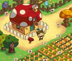 Welcome to Teemo Farm