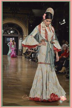 Moda flamenca con un estilo vintage!!!