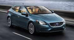 The new Volvo V40 D4 has come up with the highly efficient Powertrain along with the awesome low CO emission that too in the high power of h 190HP. This is about 80HP more power than the other car models that are presenting the low CO emission models in the market.